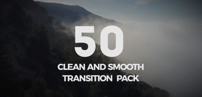 50 CLEAN TRANSITION PACK - PREMIERE PRO TEMPLATES - Free After