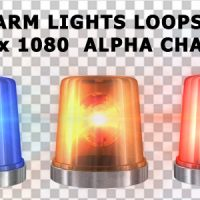 VIDEOHIVE ALARM LIGHTS PACK