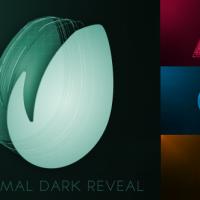 VIDEOHIVE 3D MINIMAL DARK LOGO REVEAL