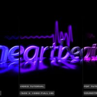 VIDEOHIVE AUDIO DRIVEN HEARTBEAT TEMPLATE