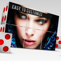 VIDEOHIVE 3D DICE PRESENTATION AFTER EFFECTS TEMPLATE