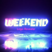 VIDEOHIVE WEEKEND LOGO REVEALER FREE AFTER EFFECTS TEMPLATE