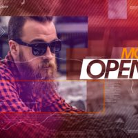 VIDEOHIVE MODERN OPENER FREE AFTER EFFECTS TEMPLATE