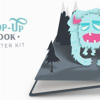 POP-UP BOOK STARTER KIT V3.2 – AFTER EFFECTS PROJECT (VIDEOHIVE)