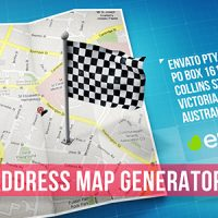 VIDEOHIVE MAP 18227432 AFTER EFFECTS TEMPLATE