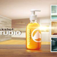 VIDEOHIVE 3D PACKSHOT STUDIO
