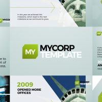 MYCORP BUSINESS PROMO – AFTER EFFECTS TEMPLATES