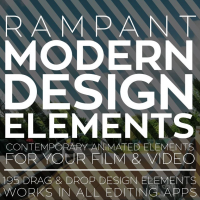 RAMPANT DESIGN TOOLS – MODERN DESIGN ELEMENTS