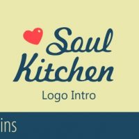 VIDEOHIVE SOUL KITCHEN LOGO INTRO