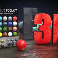 VIDEOHIVE ELEMENT 3D TOOLKIT
