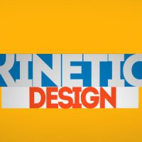 KINETIC TYPO – AFTER EFFECTS PROJECT (VIDEOHIVE)