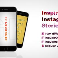 VIDEOHIVE INSPIRE INSTAGRAM STORIES V1.4