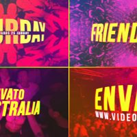 VIDEOHIVE NIGHT CLUB OPENER FREE AFTER EFFECTS TEMPLATE