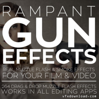 RAMPANT DESIGN TOOLS – GUN EFFECTS