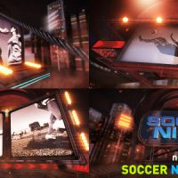 VIDEOHIVE SOCCER NIGHT OPENER
