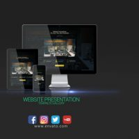 VIDEOHIVE WEBSITE PRESENTATION 19292817