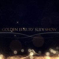 GOLDEN LUXURY SLIDESHOW – AFTER EFFECTS TEMPLATE (MOTION ARRAY)