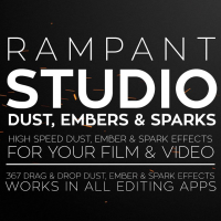 RAMPANT DESIGN TOOLS – STUDIO DUST, EMBERS & SPARKS