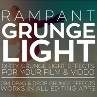 RAMPANT DESIGN TOOLS – GRUNGELIGHT