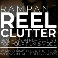 RAMPANT DESIGN TOOLS – REEL CLUTTER