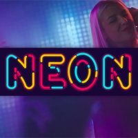 VIDEOHIVE NEON ALPHABET FREE AFTER EFFECTS TEMPLATE