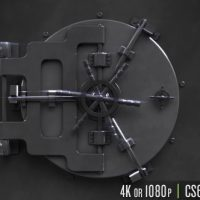 VIDEOHIVE SAFE UNLOCK LOGO REVEAL
