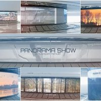 VIDEOHIVE 3D PANORAMA | SCI-FI VIDEO DISPLAYS
