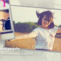 VIDEOHIVE SLIDESHOW PHOTOGRAPHY