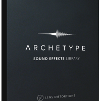 LENS DISTORTIONS – ARCHETYPE SFX