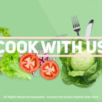 VIDEOHIVE COOK WITH US – COOKING TV SHOW PACKAGE