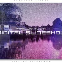 VIDEOHIVE DIGITAL FLIGHT PARALLAX SLIDESHOW