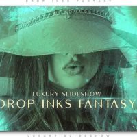 VIDEOHIVE DROP INKS FANTASY LUXURY SLIDESHOW