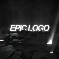 VIDEOHIVE EPIC LOGO REVEAL