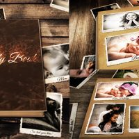 VIDEOHIVE FAMILY BOOK