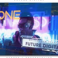 VIDEOHIVE FUTURE DIGITAL OPENER PRESENTATION