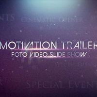 VIDEOHIVE MOTIVATION TRAILER