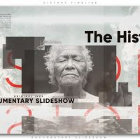 VIDEOHIVE HISTORY TIMELINE DOCUMENTARY SLIDESHOW