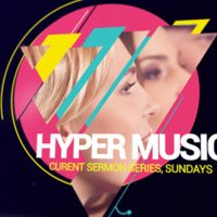 HYPER MUSIC FESTIVAL – AFTER EFFECTS PROJECT (VIDEOHIVE)