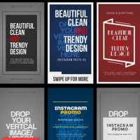 VIDEOHIVE INSTAGRAM STORIES V.3