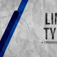 VIDEOHIVE LINO TYPOGRAPHY