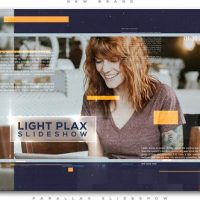 VIDEOHIVE LIGHT PARALLAX UNIVERSAL SLIDESHOW