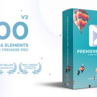 VIDEOHIVE PREMIERE LIBRARY – MOST HANDY EFFECTS – PREMIERE PRO PRESETS