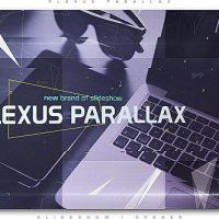 VIDEOHIVE PLEXUS PARALLAX SLIDESHOW | OPENER