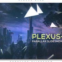 VIDEOHIVE PLEXUS PLUS PARALLAX SLIDESHOW