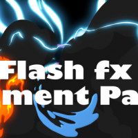 VIDEOHIVE FLASH FX ELEMENT PACK – MOTION GRAPHICS