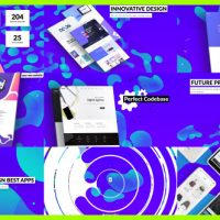 VIDEOHIVE DYNAMIC WEBSITE / AGENCY PRESENTATION