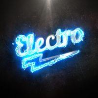 VIDEOHIVE ELECTRO LIGHT LOGO