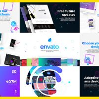 VIDEOHIVE WEBSITE / DESIGN & DEVELOPMENT AGENCY PRESENTATION