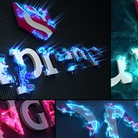 VIDEOHIVE SCI-FI ENERGY – LOGO REVEAL PACK
