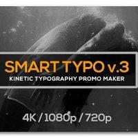 VIDEOHIVE SMART TYPOGRAPHY OPENER